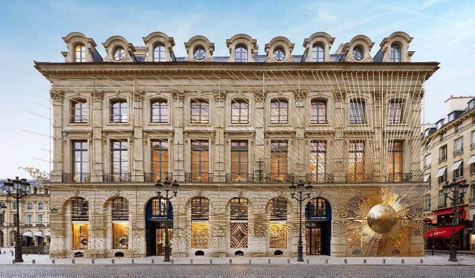 La Maison de Louis Vuitton en París