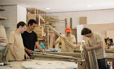 Iniciativas de trabajo que oferta la Fundación 'la Caixa'.