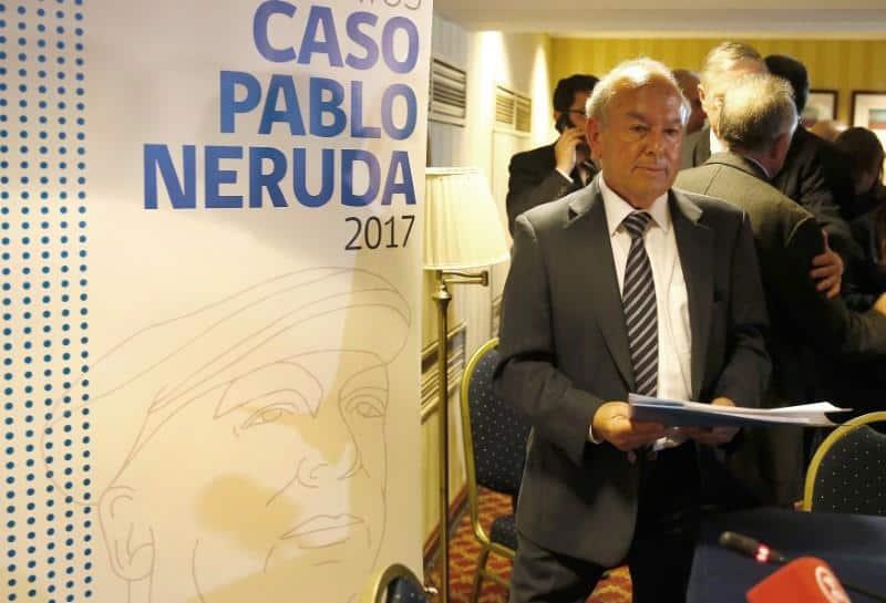El caso de Pablo Neruda