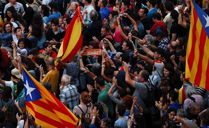 Cataluña: el choque llegó... y no será bueno
