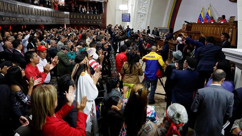 Elecciones presidenciales en Venezuela serán antes de abril de 2018