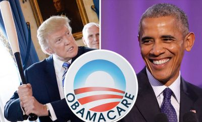 Trump contra Obama