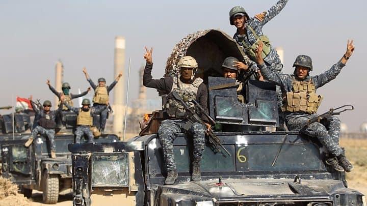 Riesgos geopolíticos. El gobierno iraquí está chocando con las fuerzas kurdas en el norte de la nación OPEP