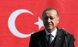 El presidente de Turquía Tayyip Erdogan.