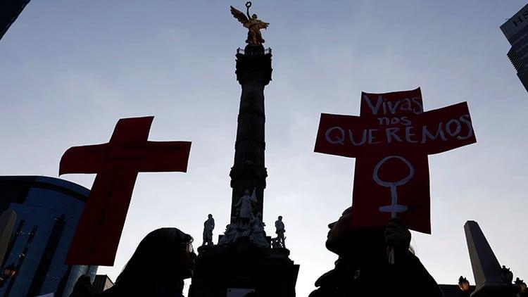 El cáncer del feminicidio hace metástasis en México