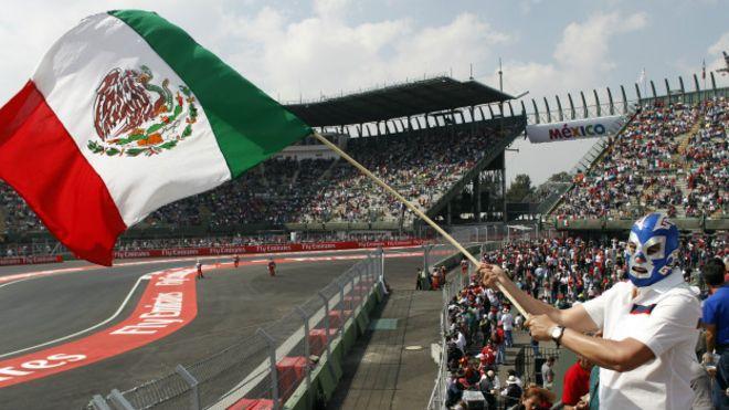 Gran Premio de México - Fórmula 1