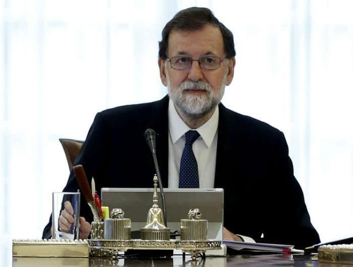 """Rajoy cree que separatistas pierden apoyos y tras comicios """"llegará la calma"""""""