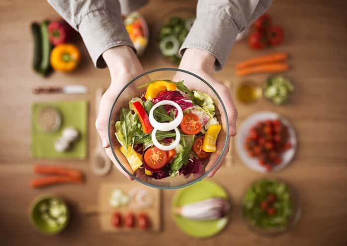 Hábitos de nutrición.