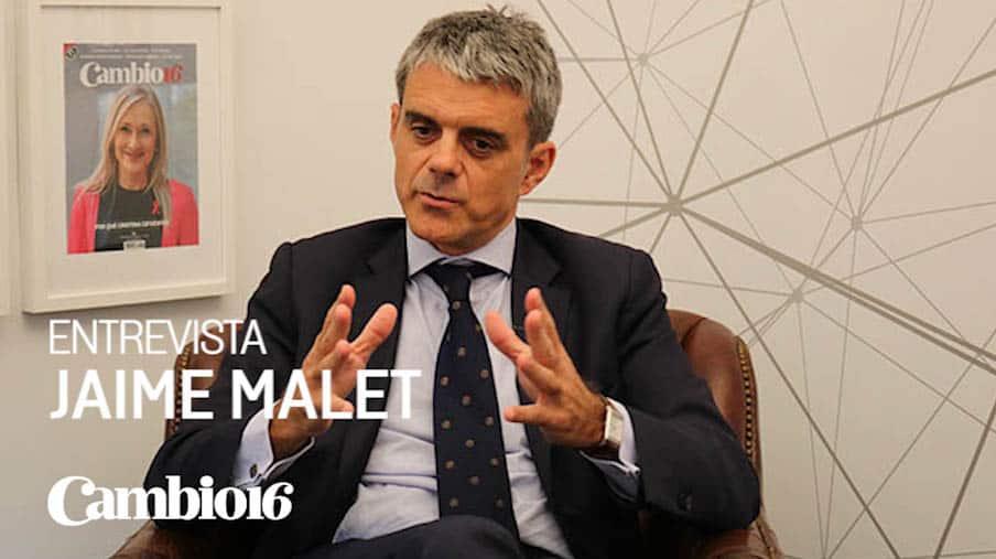 Jaime Malet.