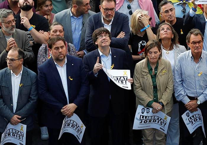 Los independentistas perderían la mayoría en Cataluña.
