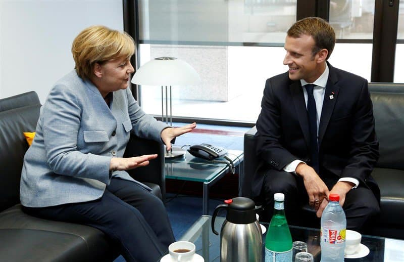 UE-merkel-macron