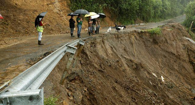 Siete personas fallecieron en Costa Rica como consecuencia de derrumbes