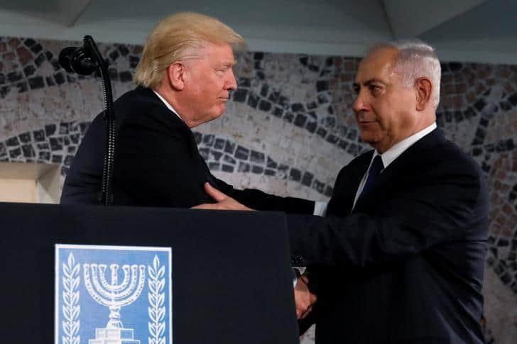 Netanyahu - Trump - Israel