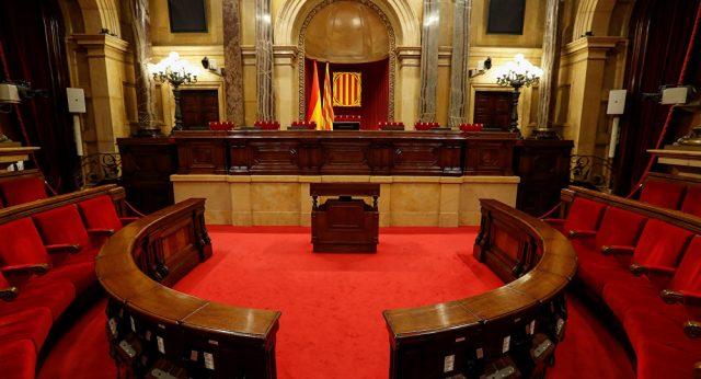 Las elecciones en Cataluña 2017 delimitan la formación del Parlament