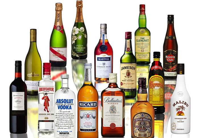 Pernod-Ricard.