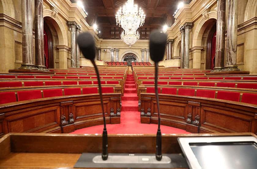 Las elecciones en Cataluña delimitan la formación del Parlament