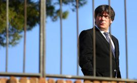 Puigdemont se enfrentaría a una condena por malversación de 12 años