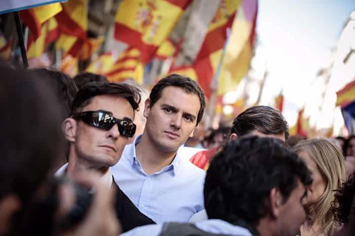 Rivera ha hecho mención al 'espíritu de Barcelona'.