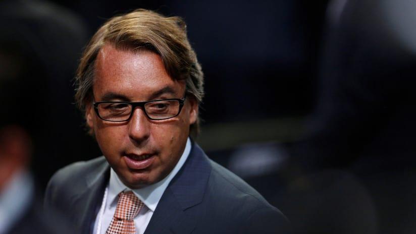 Emilio Azcárraga Jean, director general de Grupo Televisa.