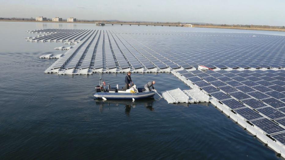 Una joya renovable para Japón