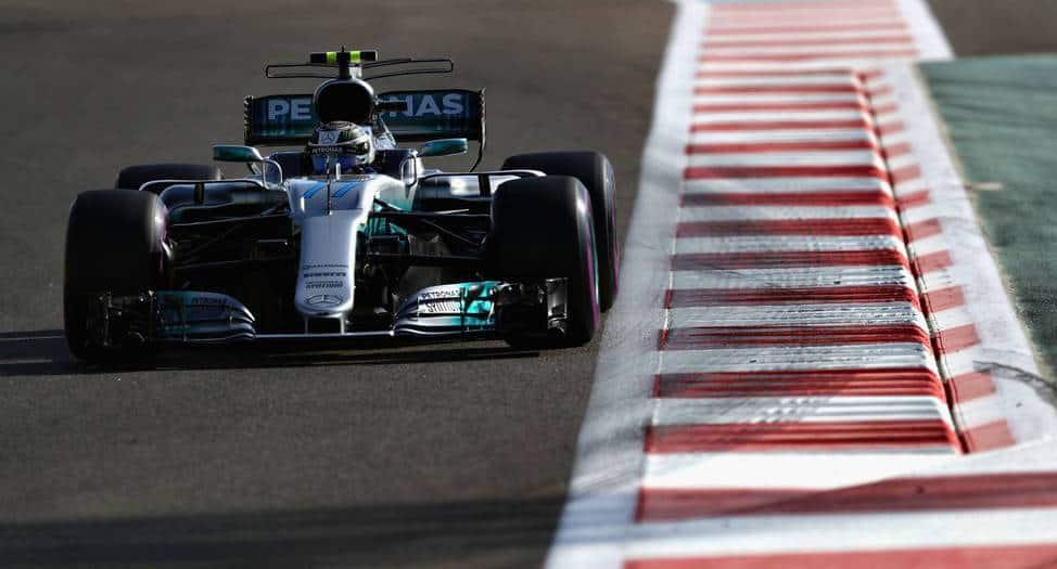 Bottas consigue su última pole del año