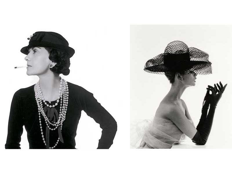 Sombreros Chanel