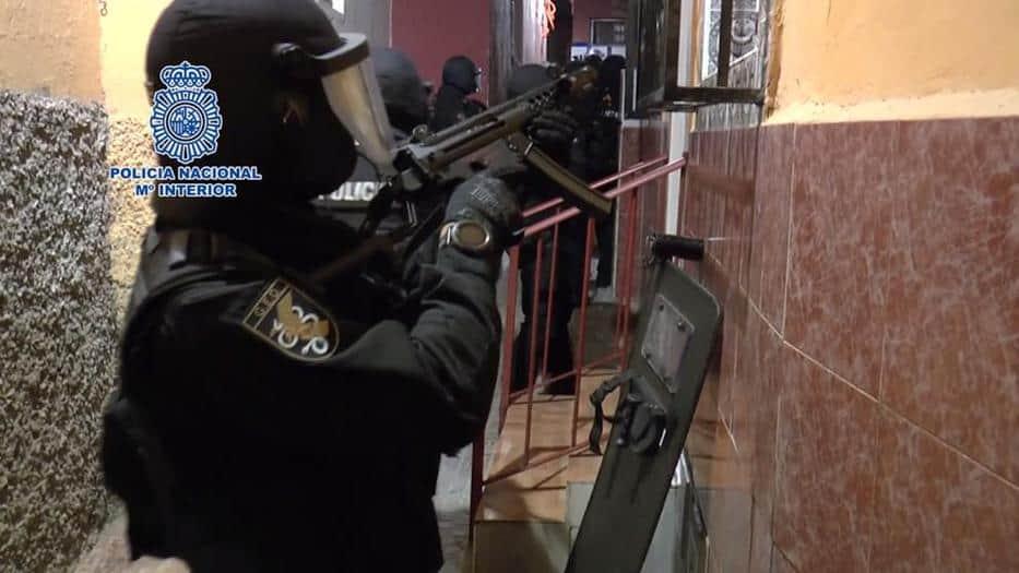 Detenido en Melilla un reclutador del DAESH