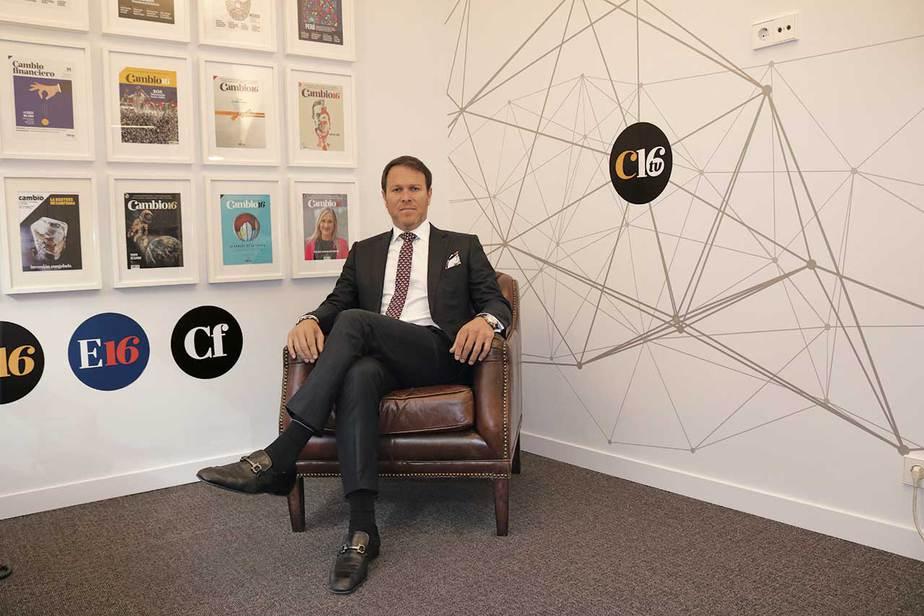 Jorge Neri, CEO Grupo EIG Multimedia