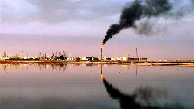 El nuevo oleoducto