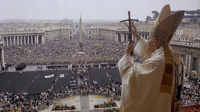 El Santo Papa