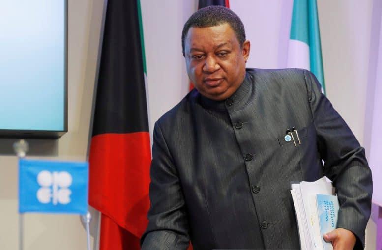 OPEP sigue con el freno en la producción de crudo