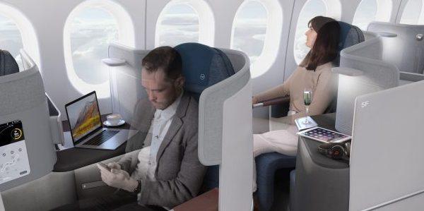 Lufthansa revela los primeros secretos de su nueva Business Class