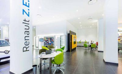 Renault presenta la transformación de sus concesionarios