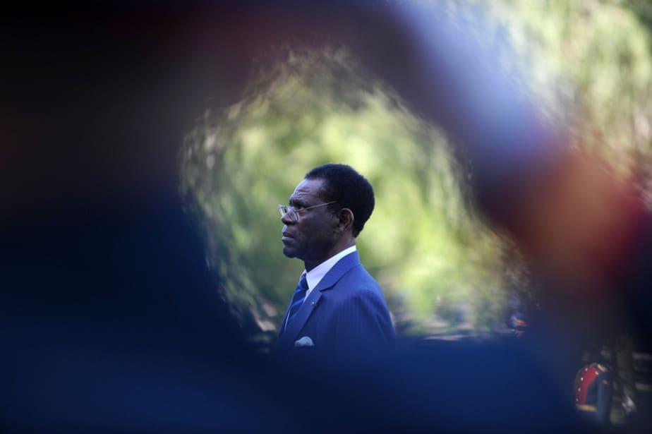 Teodoro Obiang Nguema Mbasogo de Guinea Ecuatorial, uno de los dictadores con más años en el poder