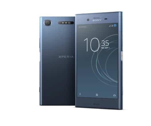telefono inteligente de Sony
