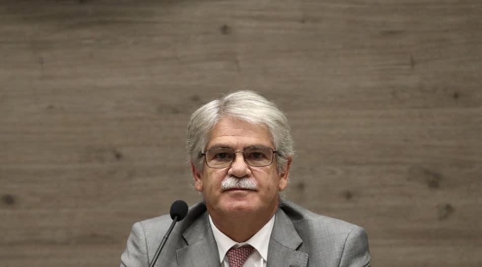 """Alfonso Dastis, ministro de Exteriores, consideró """"desproporcionada"""" la nota de protesta de Venezuela"""