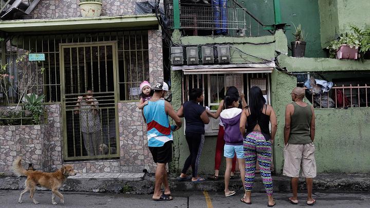 """""""Los Animalitos"""" es actualmente el juego más popular en la calles de Caracas y de varias ciudades del país.(Reuters)"""
