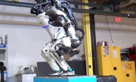 El robot Atlas de Boston Dynamics