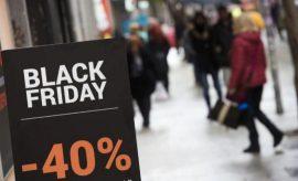 El día de rebajas más conocido a nivel mundial, el Black Friday, arranca esta medianoche
