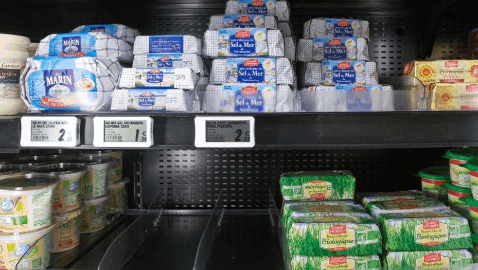 La mantequilla de Francia es el centro del debate en torno a las causas de su escasez