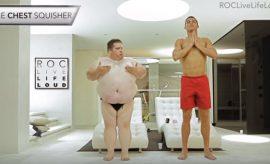 Cristiano Ronaldo es el protagonista de un imperdible comercial junto al actor Christian Busath
