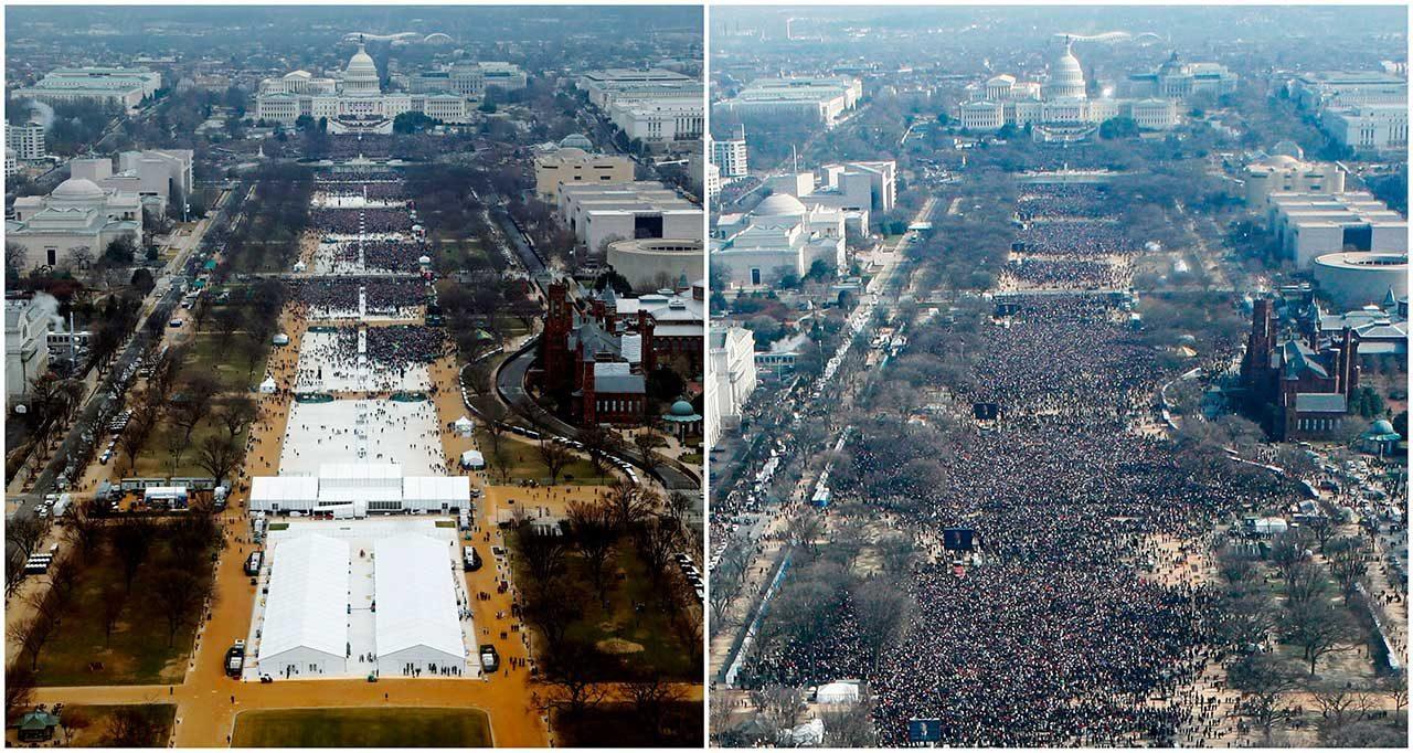2017 y 2009 (Reuters)
