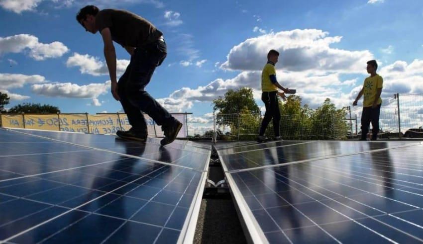La energía fotovoltaica en el mundo superará los 100 GW en 2018
