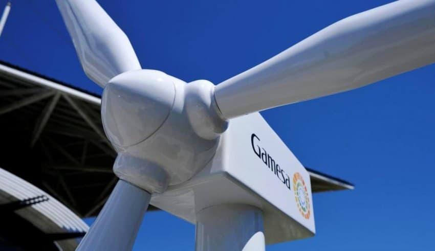Siemens Gamesa pondrá 10 turbinas