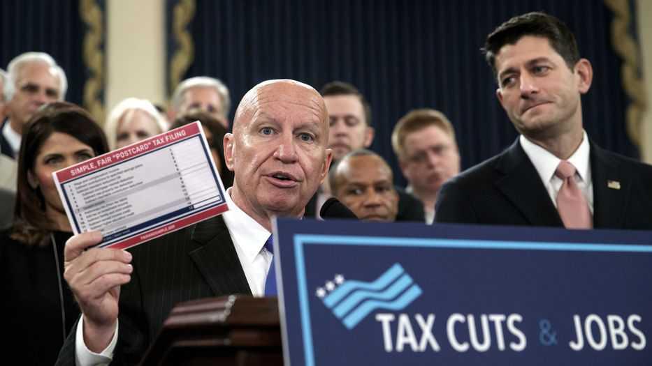 Los líderes republicanos esperan aprobar por mayoría simple su plan de reducción de impuestos