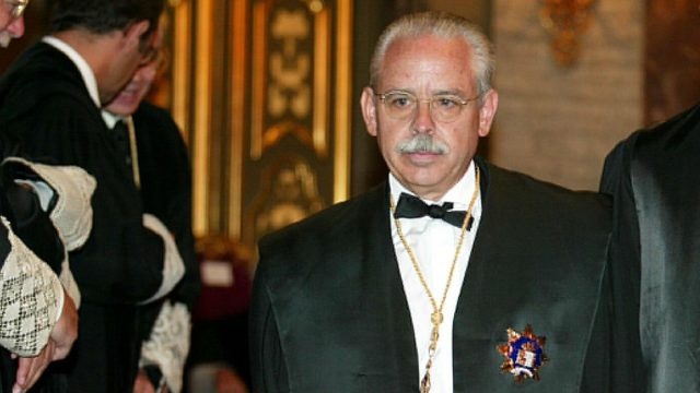 Luis Navajas , nuevo Fiscal General en funciones