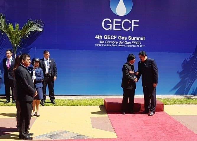 Cumbre del Gas busca la integración