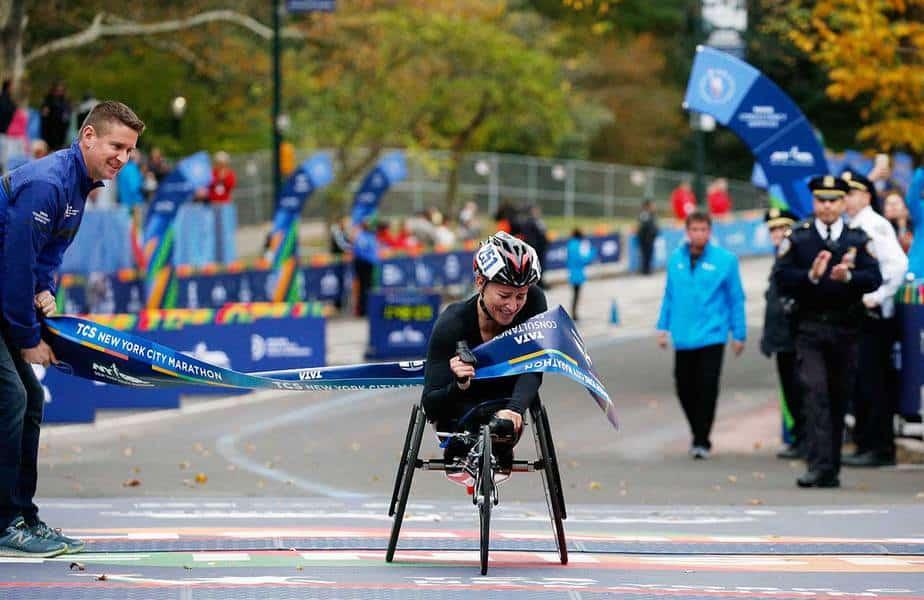Manuela Schar se coronó campeona en la categoría femenina por primera vez en este evento al completar el recorrido en 1:48:10 hs