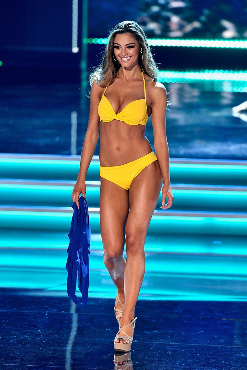 Demi-Leigh Nel-Peters de Sudáfrica gana Miss Universo 2017