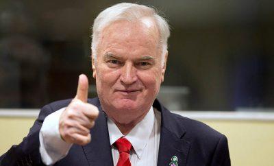 Ratco Mladic.